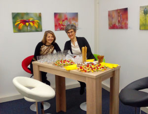Manuela Zine, Iris Fuchs