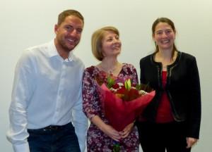 Florian Eigelsreiter, Manuela Zine, Irene Tischler